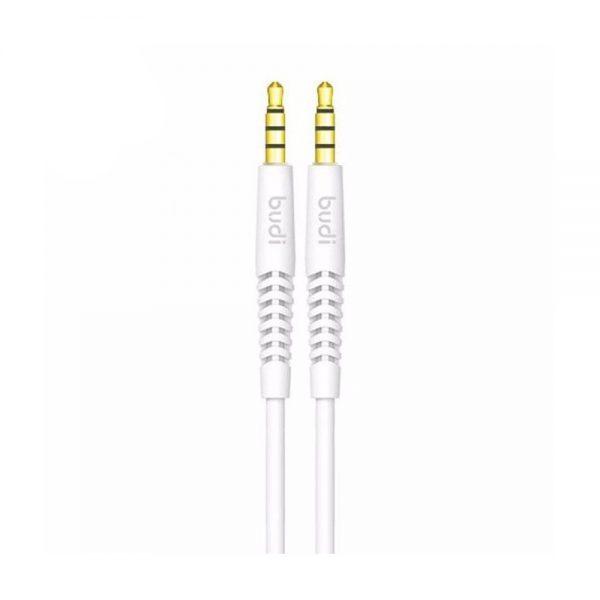 Budi Aux TPE Cable 1.2m White