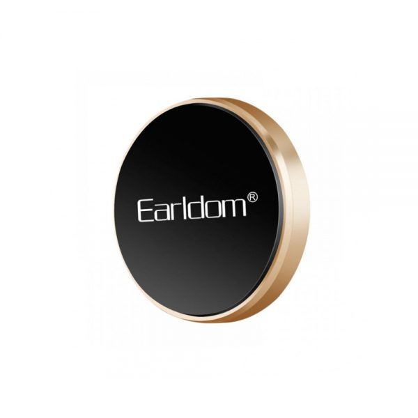 Earldom Universal Magnetic Car Holder EH-18 Gold