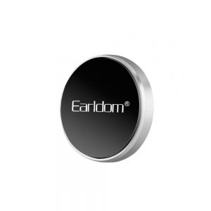 Earldom Universal Magnetic Car Holder EH-18 Silver