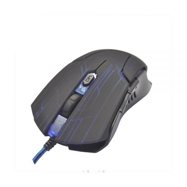 Wired Gaming Mouse FC-5215