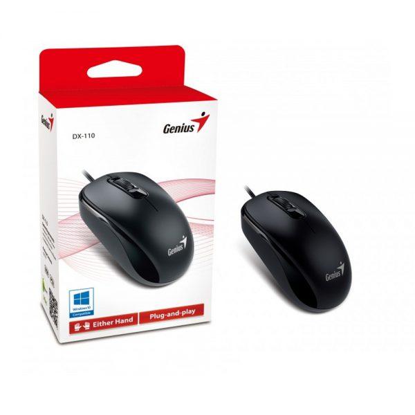 Genius Mouse DX-110 Black