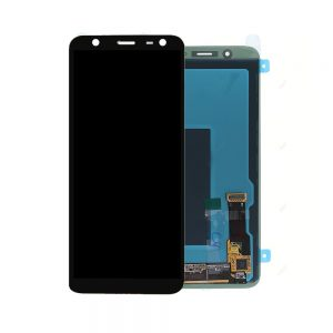 Genuine Samsung Galaxy J6 2018 J600 SuperAmoled LCD Screen and Digitizer BLack