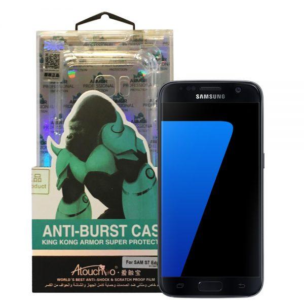 Samsung Galaxy S7 Edge Anti-Burst Protective Case
