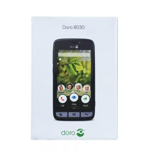 Grade A Doro 8030 Phone Black Boxed