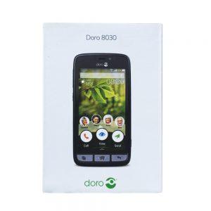 Grade A Doro 8030 Phone Black Boxed