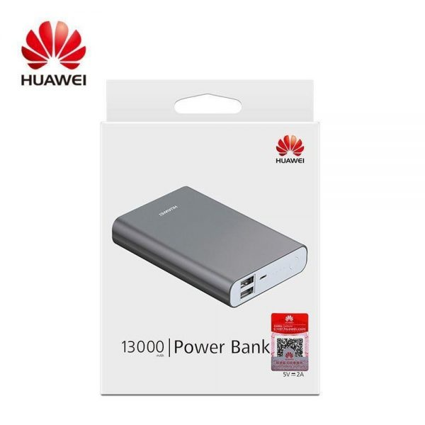 Huawei Power bank 13000 mAh with Dual USB AP007