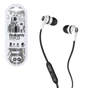 Skullcandy Ink'd In-Ear Headphones