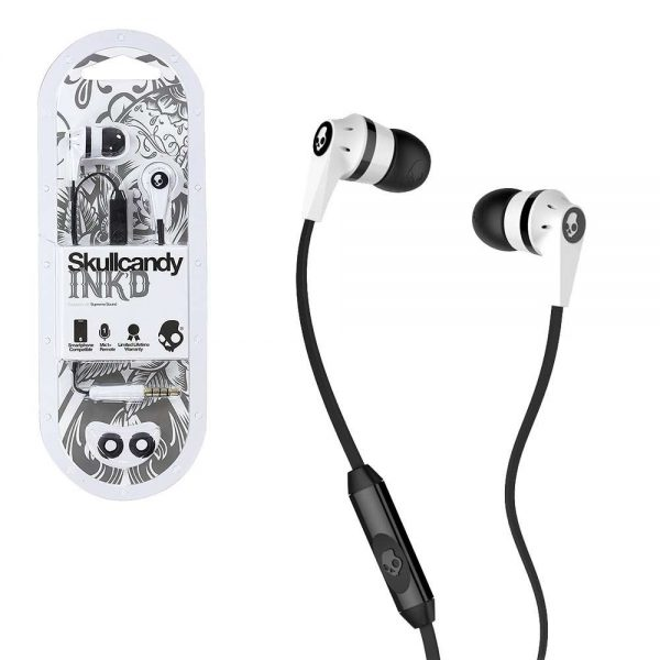 Skullcandy Ink'd In-Ear Headphones