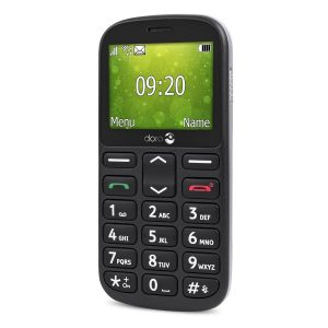 Doro 1360 Single Sim Boxed Phone
