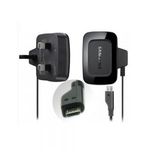 Genuine Samsung ETA0U10UBE Mains Charger in Black