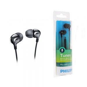 Philips Tunes MyJam In'Ear Headphones SHE3550BK Black