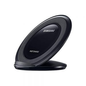 Genuine Samsung Galaxy S7 S7 Edge QI Wireless Charger Pad Black Bulk Packed