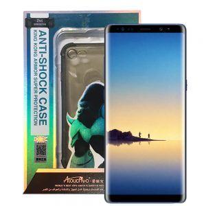 Samsung Note8 2nd Generation Anti-Burst Protective Case Black