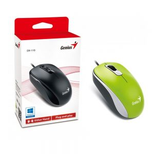 Genius Mouse DX-110 Green