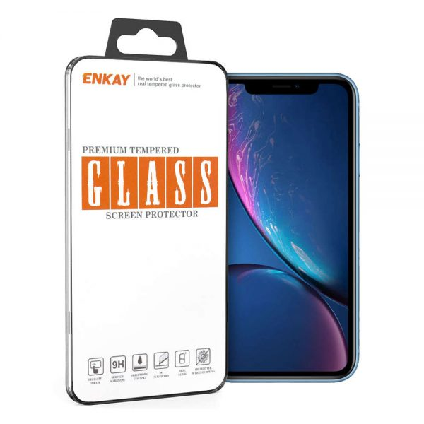 iPhone XR 11 Tempered Glass