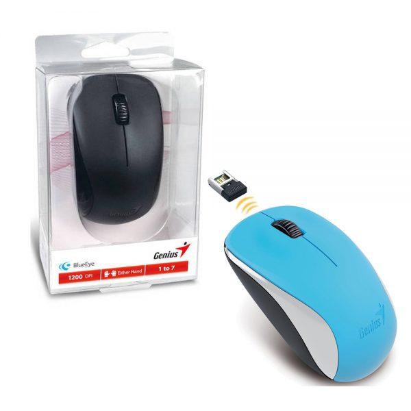 Genius Wireless Mouse NX-7000 Blue