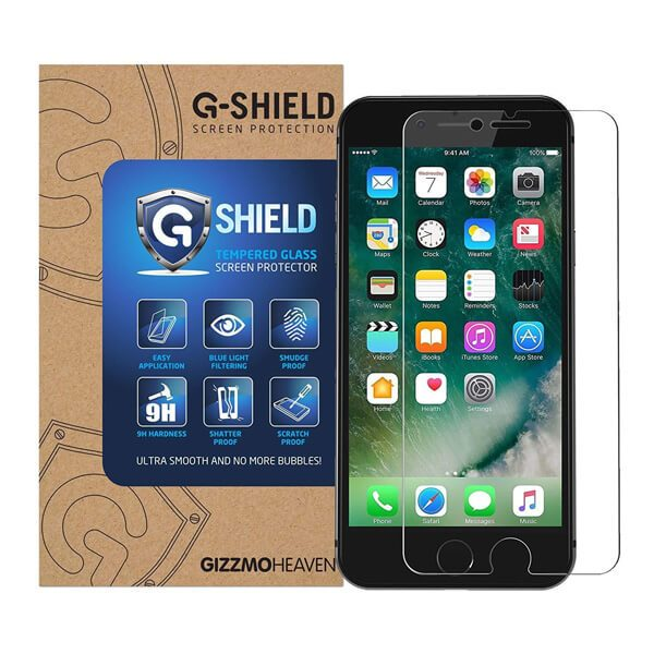 iPhone 7 Plus 8 Plus Tempered Glass
