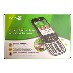 Doro PhoneEasy 745 Boxed Mobile Phone