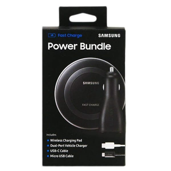 Genuine Samsung Power Bundle EP-BD002MIXBDL