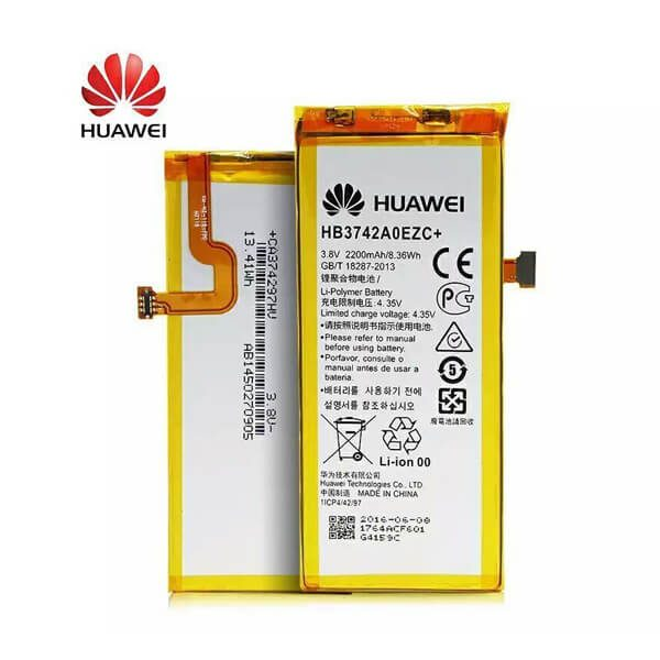 Genuine Huawei Ascend P8 Lite HB3742A0EZC 2200mAh Battery Bulk Pack