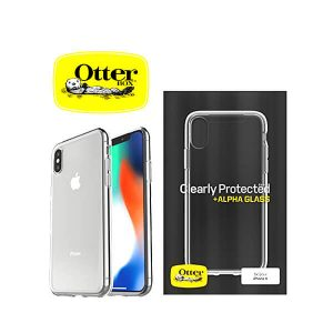 Otterbox iPhone X Clearly Protective Case Clear