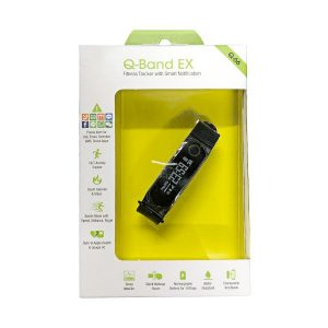 Q-Band EX Q-66 Fitness Tracker Wristband with Smart Notification