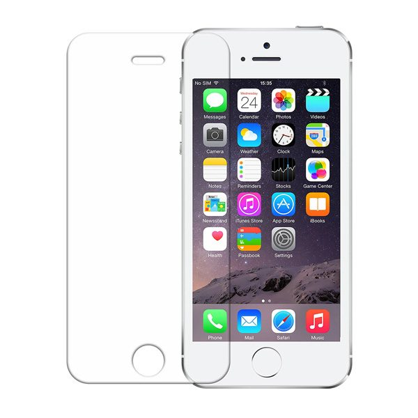 iPhone 5 5S 5C Tempered Glass