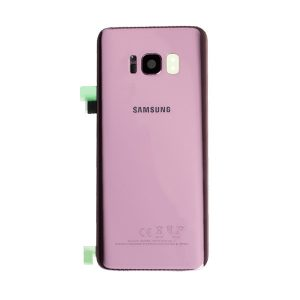 Genuine Samsung Galaxy S8 G950 Battery Back Cover Pink Gold