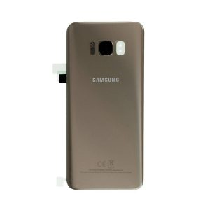 Genuine Samsung Galaxy S8 G950F Battery Back Cover Gold