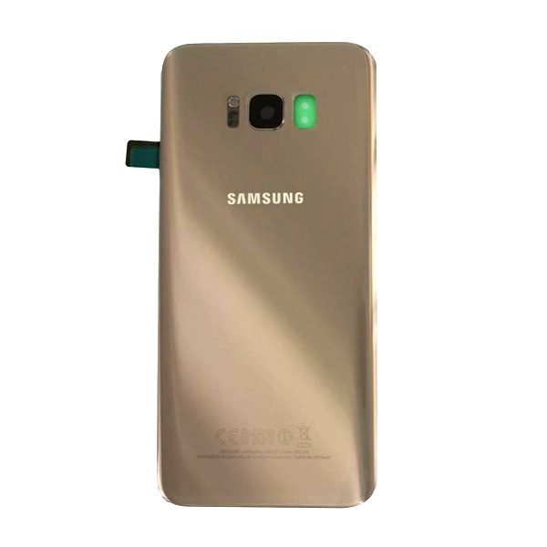 Genuine Samsung Galaxy S8+ Plus G955F Battery Back Cover Gold