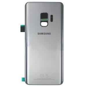 Genuine Samsung Galaxy S9 G960F Battery Back Cover Titanium Gray