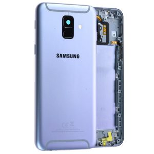 Genuine Samsung Galaxy A6 2018 A600 Battery Back Cover Lavender