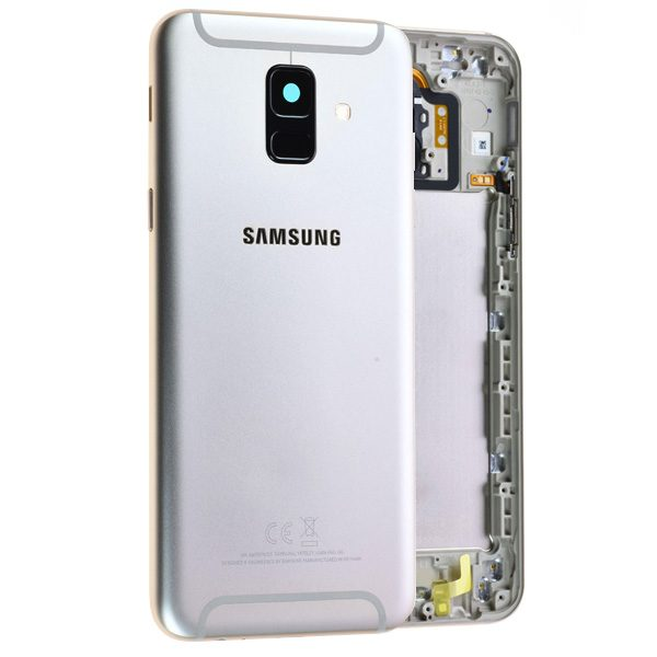 Genuine Samsung Galaxy A6 2018 A600 Battery Back Cover Gold