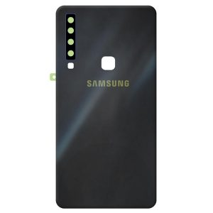 Genuine Samsung Galaxy A7 2018 A750 Battery Back Cover Black