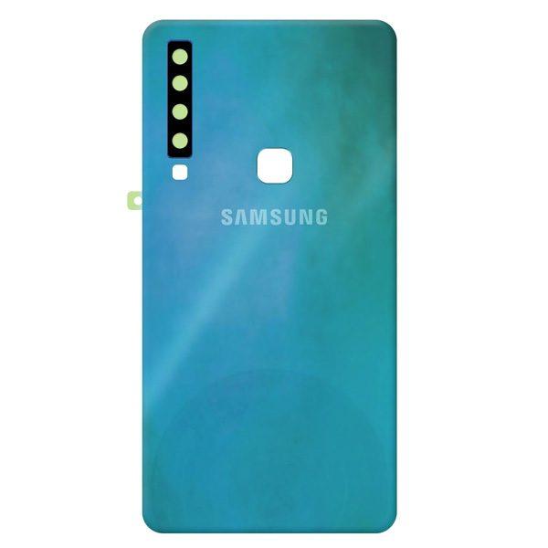 Genuine Samsung Galaxy A9 2018 A920 Battery Back Cover Blue
