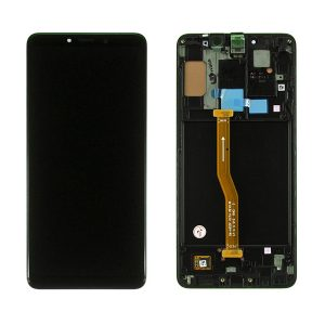 Genuine Samsung Galaxy A9 2018 A920 LCD Screen Digitizer Black