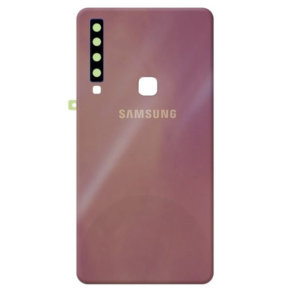 Genuine Samsung Galaxy A9 2018 A920 Battery Back Cover Pink