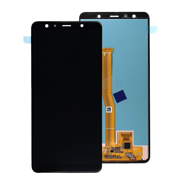 Genuine Samsung Galaxy A7 2018 A750 LCD Screen Digitizer Black
