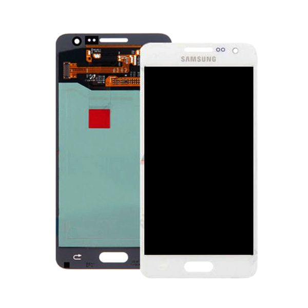 Genuine Samsung Galaxy E5 E500 LCD Screen Digitizer White