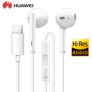 Genuine Huawei USB Type C Stereo Headset White