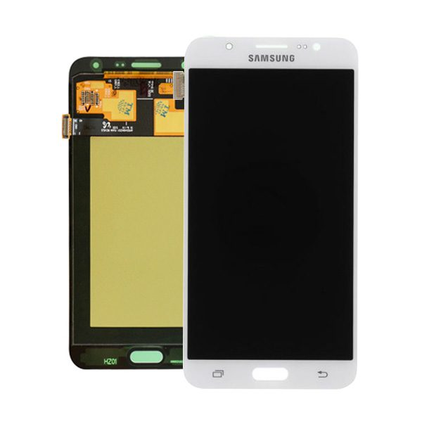 Genuine Samsung Galaxy J7 J700 LCD Screen Digitizer White