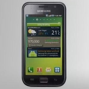 Samsung Galaxy S i9000 parts
