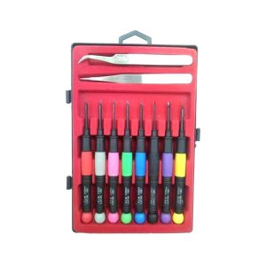 8 Piece Universal Precision Repair and Opening Tool Kit for Smartphones and Tablets