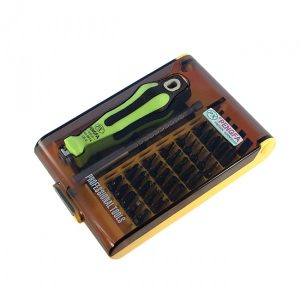 Pengfa 37 in 1 Precision Screwdriver Set for Smartphones Laptops PC No.8914