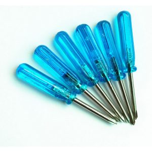 Torx T5 Screwdriver for Repairing Battery Covers Keypads LCDs Antennas