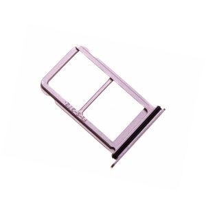 Genuine Huawei P20 Sim Card Holder Memory Card Tray Twilight Pink