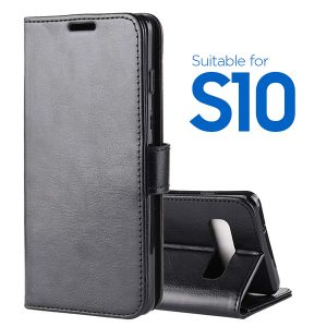 Wallet Flip Case for Samsung Galaxy S10