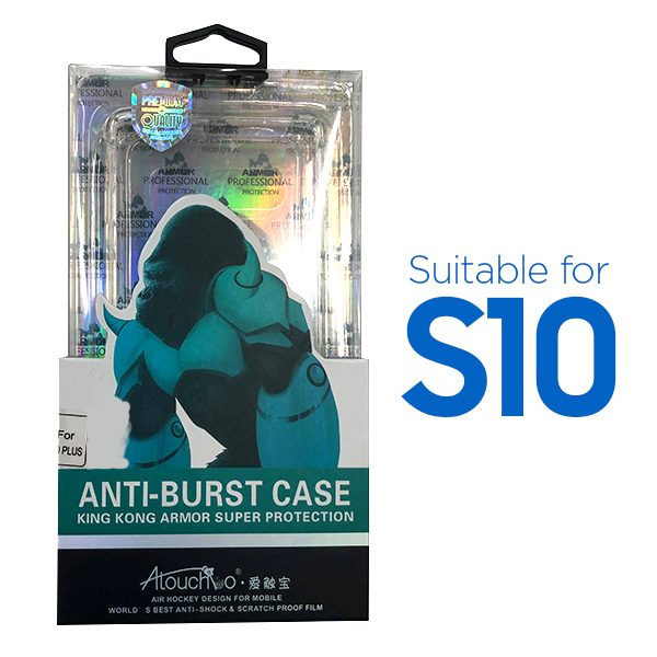 Samsung Galaxy S10 Anti-Burst Protective Case