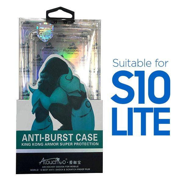 Samsung Galaxy S10E Lite Anti-Burst Protective Case