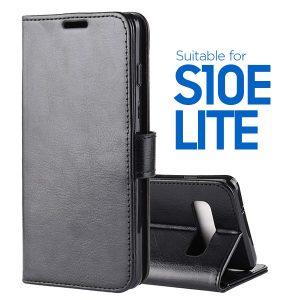 Wallet Flip Case for Samsung Galaxy S10E Lite